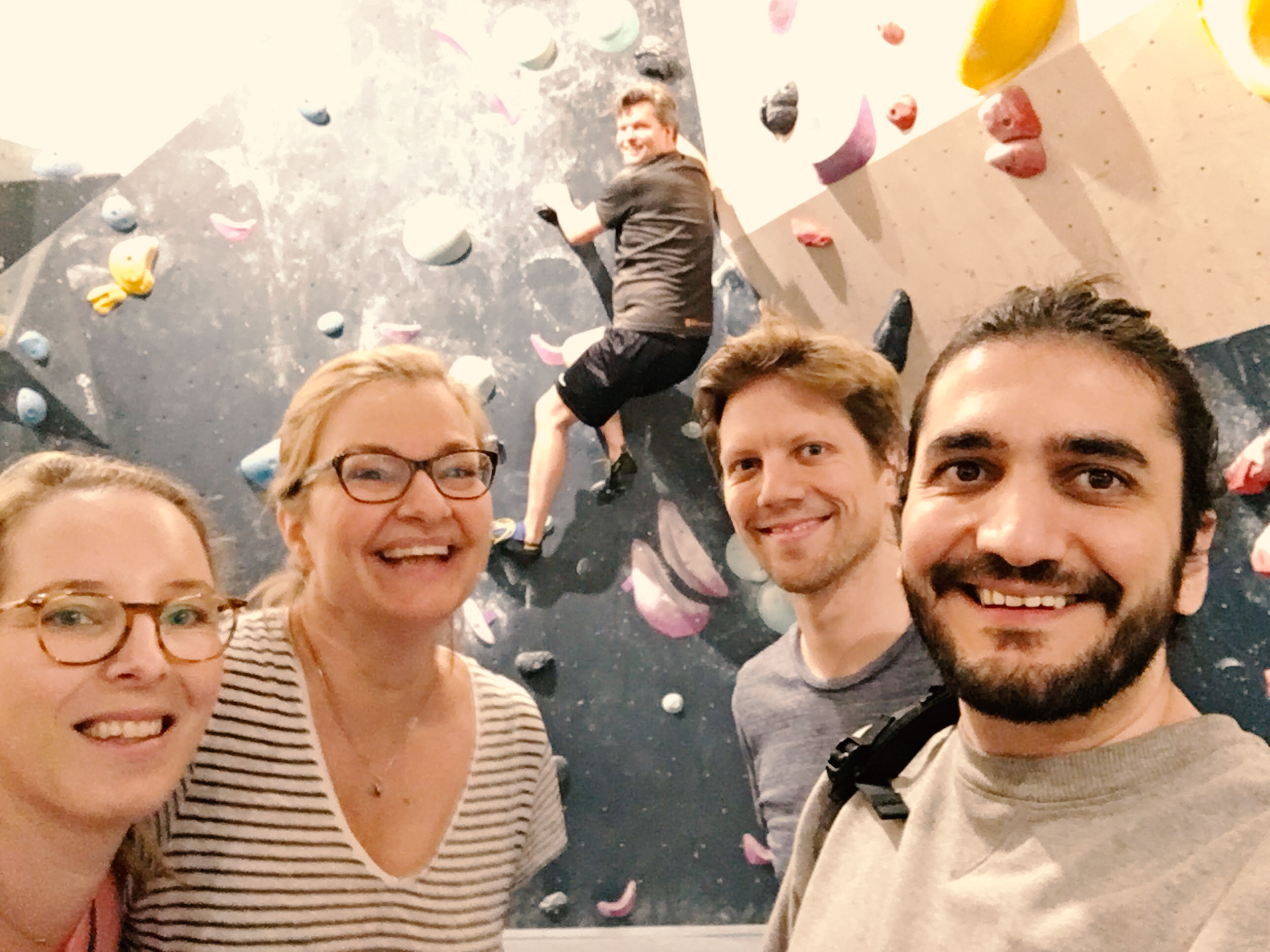 Reaching New Heights – The PIXRAY Boulder Challenge